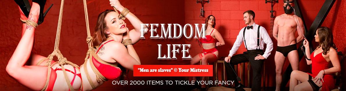 BDSM Femdom porn videos