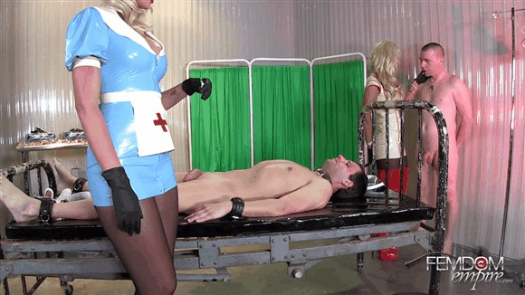 Brittany Andrews – Gigi Allens – Cast-ration Clinic_cover