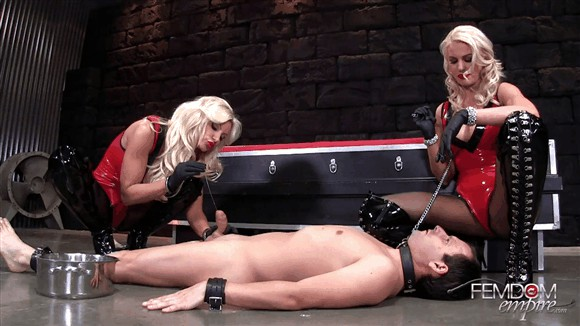 Brittany Andrews – Gigi Allens – Cum Bath Boot Bitch_cover