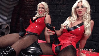 Brittany Andrews – Gigi Allens – Extreme Ass Trainers