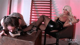 Brittany Andrews – Supreme Foot Goddess