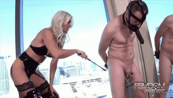 Gigi Allens – Cum for Humiliatrix
