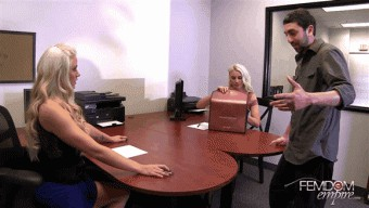 Gigi Allens – Holly Heart – Dehumanized Office Bitch