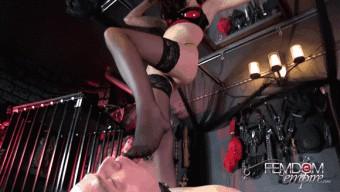 Hannah Hartman – Enslaved by Feet