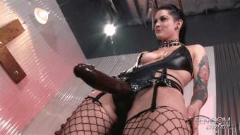 Katrina Jade – The Black Cock Experience