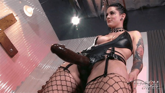 Katrina Jade – The Black Cock Experience_cover