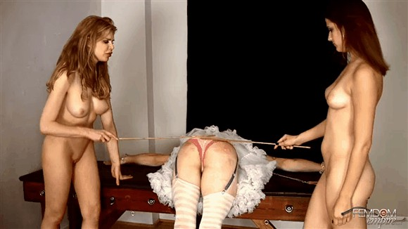 Candle Boxx – Ms Addie Juniper – Caning Sissy BITCH_cover