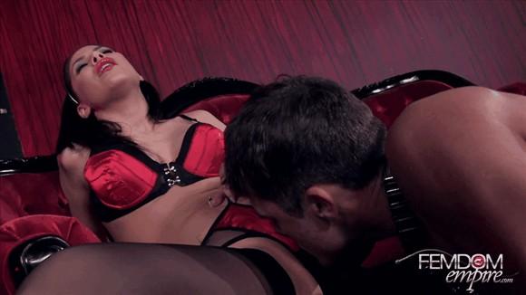 Aleksa Nicole – How to make your Mistress Cum_cover