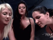 Alexandra Snow – Deanna Storm – Lexi Sindel – Breast Smother