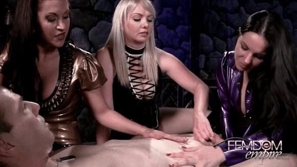 Alexandra Snow – Deanna Storm – Lexi Sindel – Ruined Orgasm_cover
