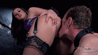 Alexis Grace – Taste of Submission