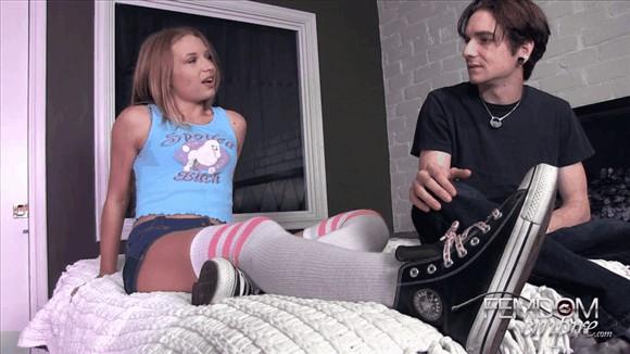Alyssa Branch – Babysitter\'s smelly socks_cover