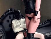 Andy San Dimas – Slave Cock