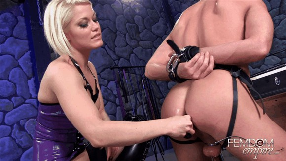 Ash Hollywood – Chastity Slave Fuck_cover