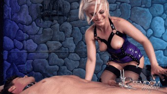Ash Hollywood – Suffer for my Pussy