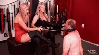 Ashley Edmonds – Lexi Sindel – Jerk on my boots