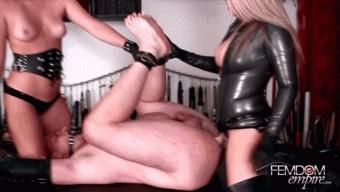 Ashley Edmonds – Lexi Sindel – Pucker your ass for my cock
