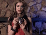 Lexi Sindel – Steel chastity lock up