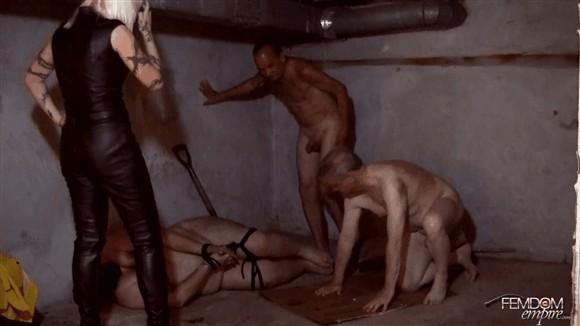 Coral Korrupt – Cum Feeding Her slave_cover