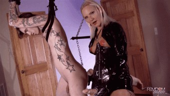 Coral Korrupt – Helplessly Bound and FUCKED