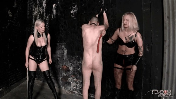 Coral Korrupt – Lexi Sindel – Caning Bitches_cover