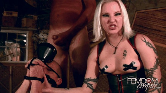 Coral Korrupt – Lexi Sindel – Slave Camp: Feeding Time_cover