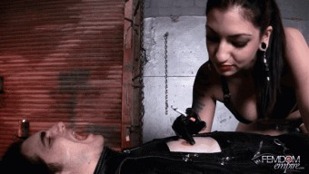 Cybill Troy – Ashtray mouth