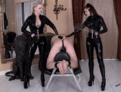 Deanna Storm – Lexi Sindel – Beaten and ABUSED