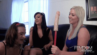 Deanna Storm – Lexi Sindel – Sorority House Hazing