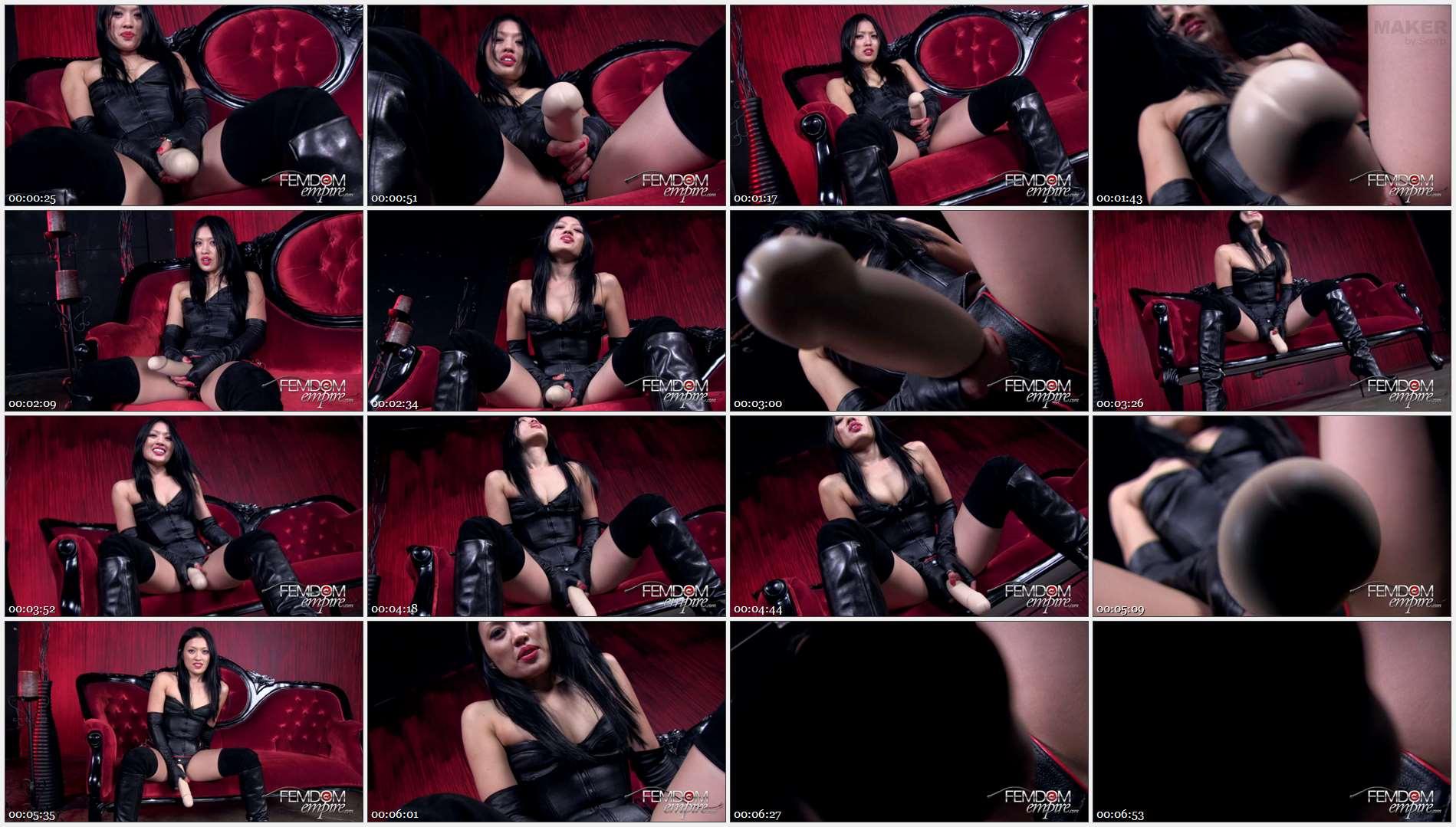 Miki – Cock Craving Whore -POV