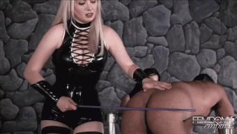 Lexi Sindel – Miki – Slave Training