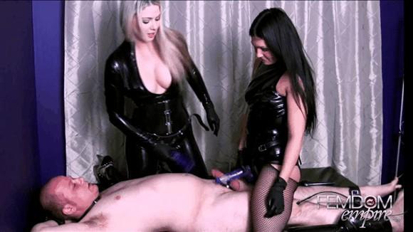 Jade Indica – Lexi Sindel – Strap-on Humiliation_cover