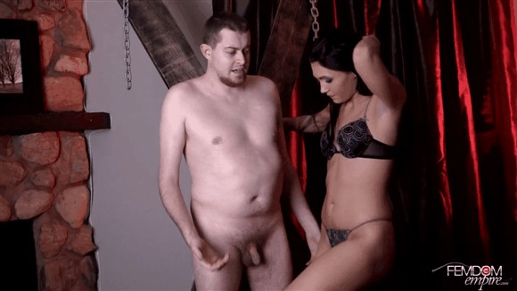 Jade Indica – Slapped for having a small dick_cover