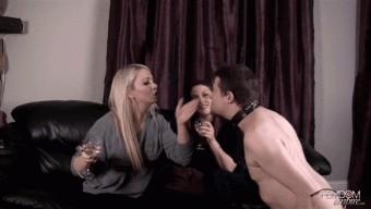 Lexi Sindel – Spit swallowing ASS kisser