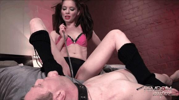 Jessi Palmer – Lick my feet bitch!_cover