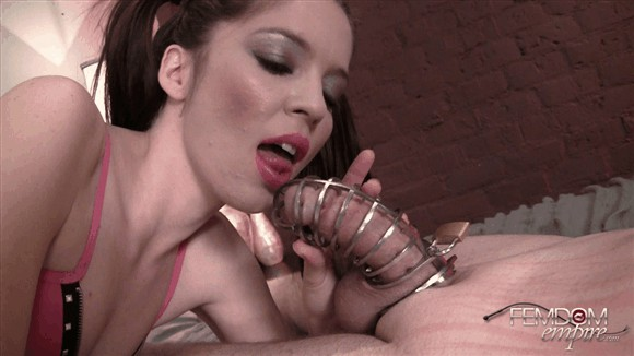 Jessi Palmer – Spiked Chastity Anguish_cover
