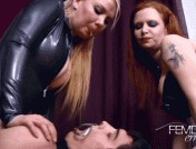 Jordan Jones – Lexi Sindel – Spit Humiliation