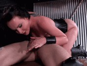 Katie St Ives – Uncomfortable Erection