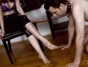 Kendra James – Dirty Bitch Feet