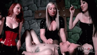 Kendra James – Lexi Sindel – Mina Thorne – Eat Ashes