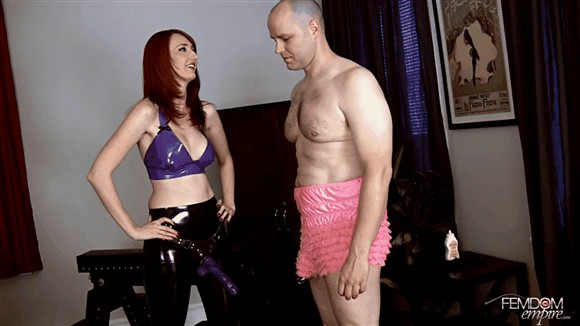 Kendra James – Panty wearing BITCH_cover