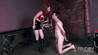 Kendra James – Strict Sadist