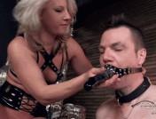 Kimmy Olsen – Chastity Face Fuck