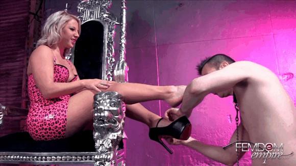 Kimmy Olsen – Slave to Feet_cover