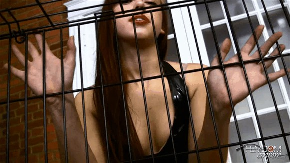 Lara Luxe – My caged pet_cover