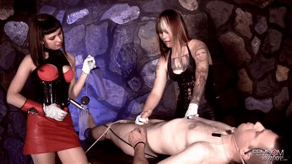 Lara Luxe – Nikki Domino – PUMP your cock BIGGER_cover