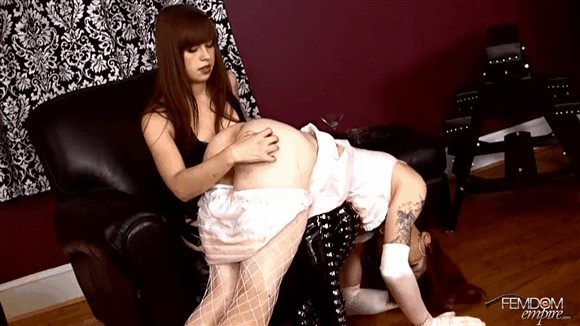 Lara Luxe – Sissy Over My Knee_cover