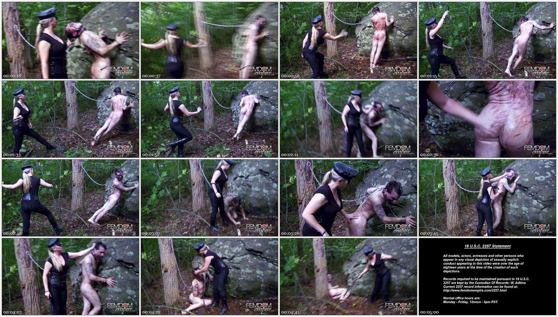 Lexi Sindel – Back Woods -part 2