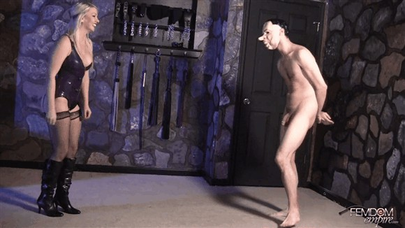 Lexi Sindel – Ball Busting Boots_cover