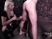 Lexi Sindel – Bound Balls-Whipped Ass